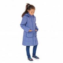 Купить пальто милашка сьюзи, цвет: синий ( id 11446690 )