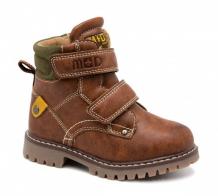 Купить м+д ботинки зимние для мальчика 8801--12 8801--12