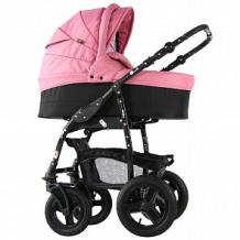 Купить коляска-люлька для новорожденного sevillababy mirra, цвет: розовый ( id 10816340 )