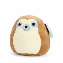 Купить развивающая игрушка squishmallows антистресс ленивец симон sqif19-8sl