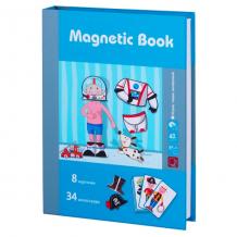 """Купить magnetic book tav029 развивающая игра """"интересные профессии"""""""