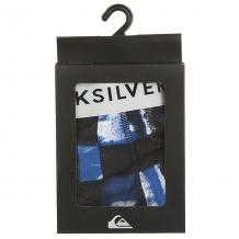 Купить трусы детские quiksilver boxer poster turkish sea resin ch черный,белый,синий ( id 1182450 )