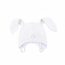 Купить шапка crockid, цвет: белый ( id 12689608 )