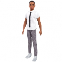 """Купить mattel barbie fnh42 кен из серии """"игра с модой"""""""