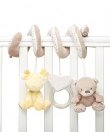 """Купить спираль """"медвежонок и жирафик"""" mothercare 8207836"""