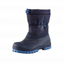 Купить сапоги lassie tundra, цвет: синий ( id 10965926 )