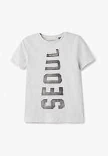 Купить футболка tom tailor to172ebbxfo1cm140