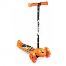 Купить трехколесный самокат small rider scooter flash, оранжевый ( id 11450503 )