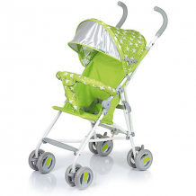 Купить коляска-трость babyhit weeny, зелёная со звёздами 11429134