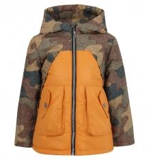 Купить куртка ovas платон, цвет: желтый 52к3