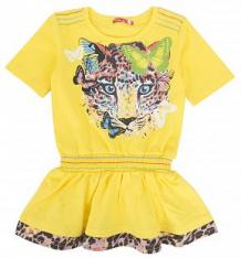 Платье Pelican, цвет: желтый ( ID 2685728 )
