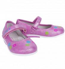 Туфли Indigo Kids, цвет: фиолетовый ( ID 2620220 )