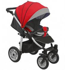 Прогулочная коляска Camarelo Eos, цвет: красный/темно-серый ( ID 9608769 )