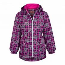 Купить куртка kisu, цвет: фиолетовый/розовый ( id 12382282 )