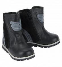 Купить ботинки зебра, цвет: черный ( id 3701510 )