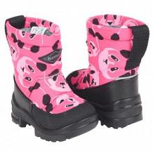 Купить сапоги kuoma putkivarsi, цвет: розовый ( id 11230238 )