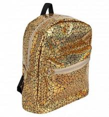 Купить рюкзак kenka, цвет: золотой ( id 10071063 )