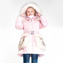 Купить пальто boom by orby, цвет: розовый ( id 11631478 )