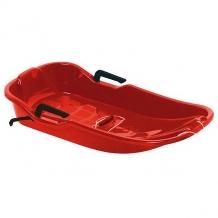 Купить санки hamax sno glider, красные 10433539