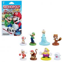 Купить hasbro monopoly c1444 монополия геймер дополнительные герои