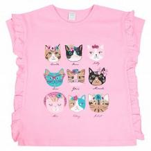 Купить футболка leader kids, цвет: розовый ( id 11508964 )