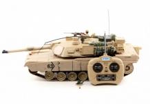 Купить hobby engine танк на радиоуправлении м1а2 abrams пневмопушка 0817