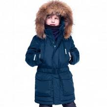 Купить куртка boom by orby, цвет: синий ( id 11632432 )