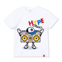 Купить футболка play today hype street, цвет: белый/желтый ( id 11781178 )