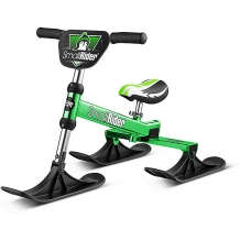 Купить снегокат small rider trio, зелёный 10383054