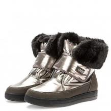 Купить ботинки keddo, цвет: черный ( id 12010870 )