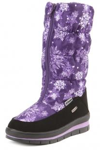 Купить сапоги el tempo poh_3009-51_violet