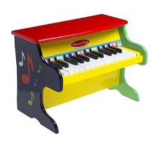 Купить музыкальный инструмент melissa & doug пианино 1314