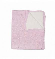 Плед Sansli Стразы 95 х 115 см, цвет: розовый ( ID 7957213 )