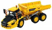 Купить конструктор lego technic 42114 лего техник самосвал volvo 6х6 42114