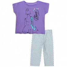 Купить пижама футболка/бриджи котмаркот танец, цвет: сиреневый ( id 12753874 )