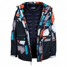 Купить куртка premont гурон лэйк: 3 в 1, цвет: черный ( id 12669394 )