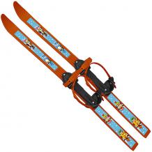 """Купить лыжи с палками """"вираж-спорт"""" птицы 100/100 см ( id 13005853 )"""