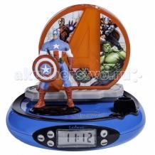 Купить часы lexibook будильник мстители rp500av