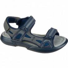 Купить сандалии mursu, цвет: серый/синий ( id 12357442 )