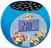 Купить часы lexibook проектор миньоны rl975des