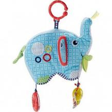 Мягкая игрушка-погремушка Fisher-Price Слоненок, 16 см ( ID 5006713 )