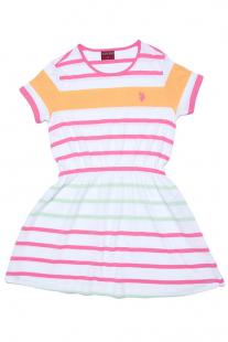 Купить платье u.s. polo assn. ( размер: 140 10-11лет ), 10369719