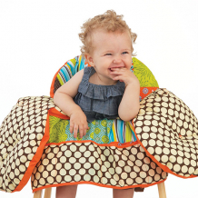 Купить infantino накидка на сиденья лоскутное шитье 204-141