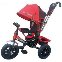 Купить трехколесный велосипед lexus trike 12х10, красный ( id 10971428 )