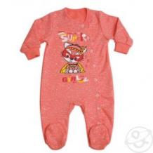 Купить комбинезон babyglory супергерои, цвет: коралловый ( id 11457730 )