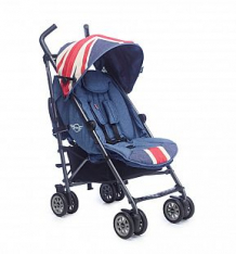 Коляска-трость EasyWalker Mini Buggy XL, цвет: union jack vintage ( ID 5923891 )