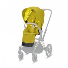 Купить набор чехлов прогулочного блока для коляски cybex priam iii mustard yellow, желтый cybex 997162334