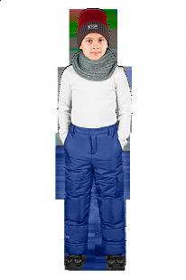 Купить брюки boom by orby , цвет: синий ( id 6202195 )