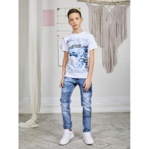 Купить luminoso джинсы для мальчика пляж 917036 917036