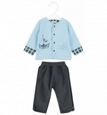 Купить комплект джемпер/брюки sofija gabrys, цвет: голубой ( id 8851369 )
